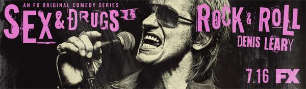 Сериал 'Секс, наркотики и рок-н-ролл' ('Sex&Drugs&Rock&Roll'), постер